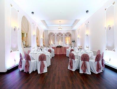 Ресторан для свадьбы Галерея Императорский зал