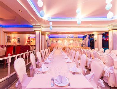 Ресторан, банкетный зал Лео