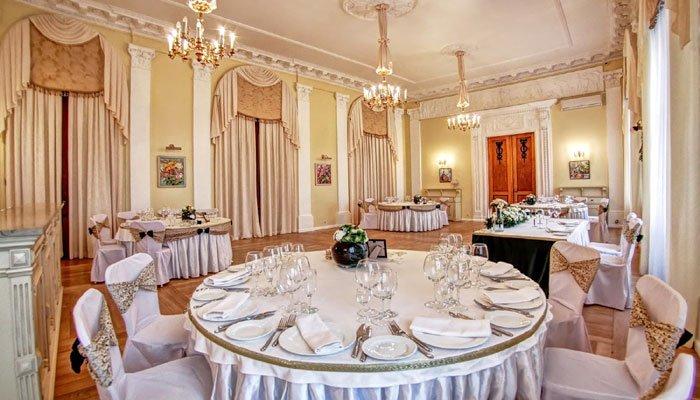 """Ресторан для свадьбы, банкетный зал """"Дом Кино"""""""