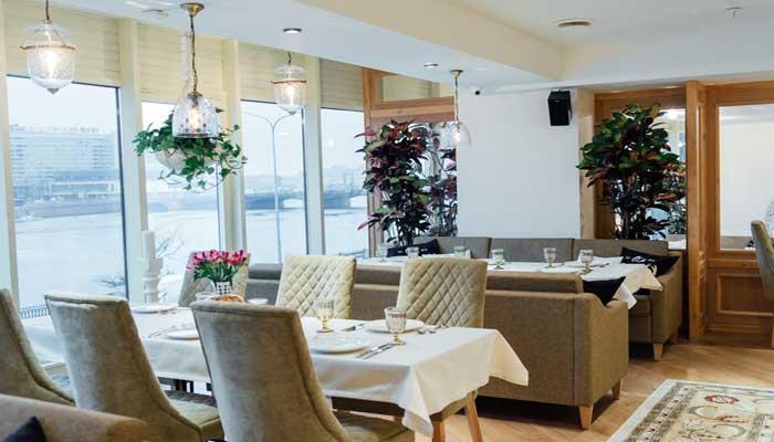 """Ресторан для свадьбы, банкетный зал """"Ола Краб"""""""