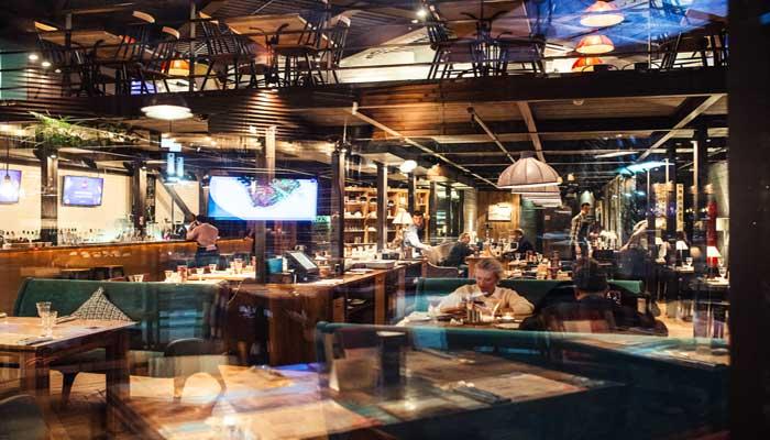 Ресторан для свадьбы, банкетный зал Tony's Kitchen