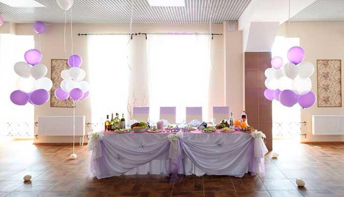 """Ресторан для свадьбы, банкетный зал """"Дом на Набережной"""""""