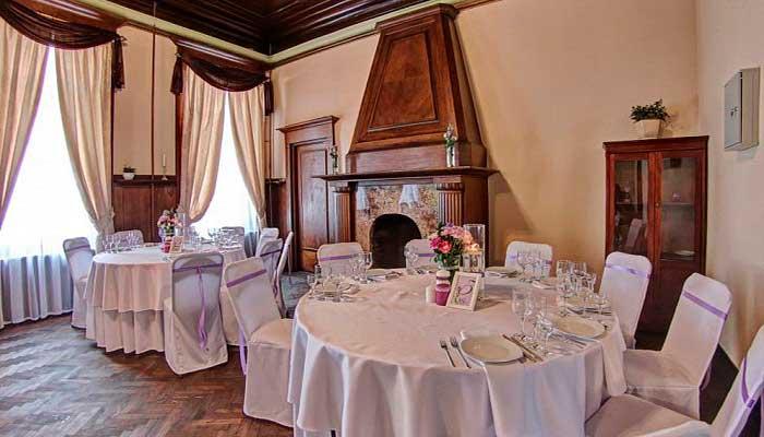 """Ресторан для свадьбы, банкетный зал """"Палаццо/Palazzo"""" на Английской набережной"""