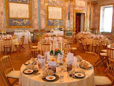 Банкетный зал Мраморный Дворец