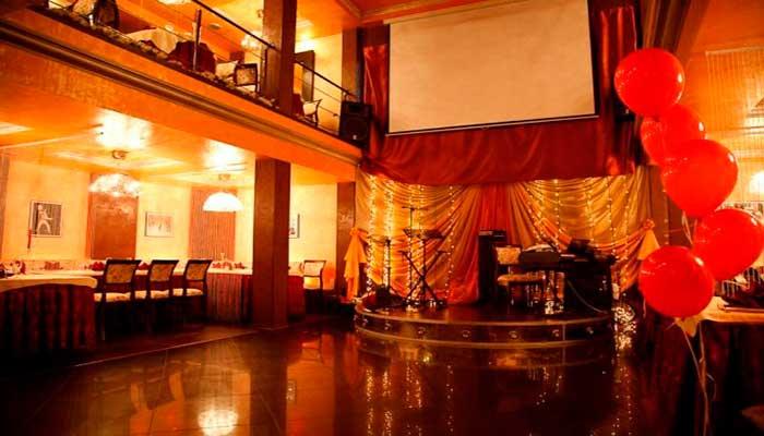 """Ресторан для свадьбы, банкетный зал """"Ретро Блюз/Retro Blues"""""""