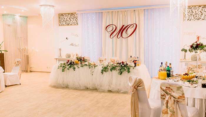 """Ресторан для свадьбы, банкетный зал """"Ниагара"""""""