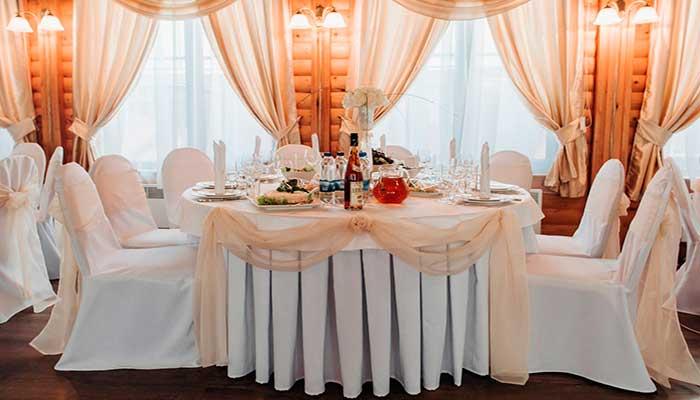 """Ресторан для свадьбы, банкетный зал, коттедж """"Южный Форт"""""""