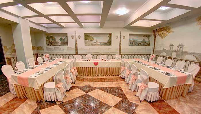 "Ресторан для свадьбы, банкетный зал ""Дарья / Садахар"""
