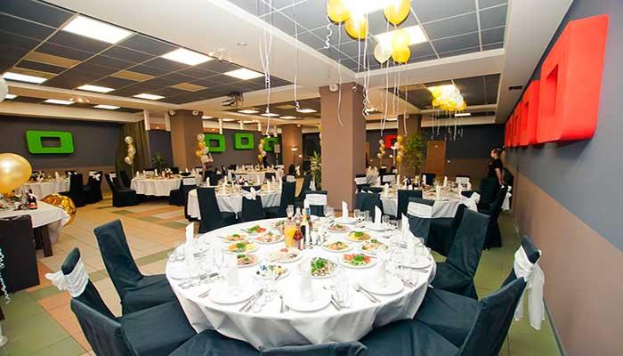 Ресторан для свадьбы, банкетный зал Картье Гурме / Quartier Gourmet