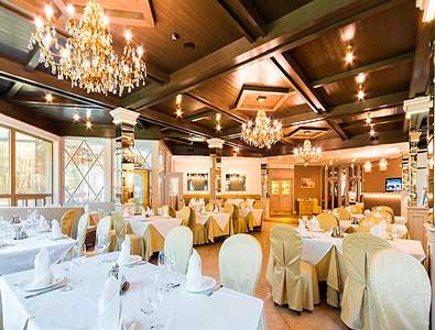 Ресторан Сан Ресот / Sun Resort