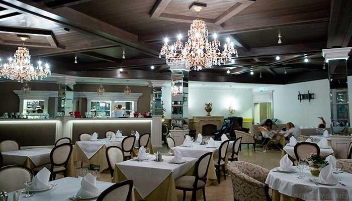 Ресторан для свадьбы, банкетный зал Сан Ресот / Sun Resort