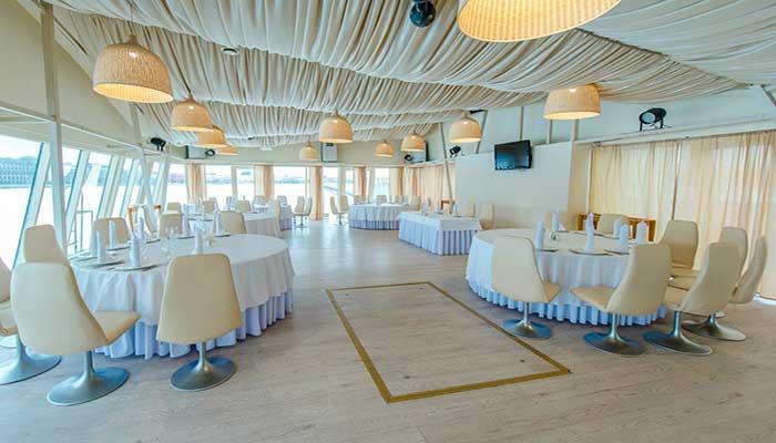"""Ресторан для свадьбы, банкетный зал """"Дозари / Dozari"""""""