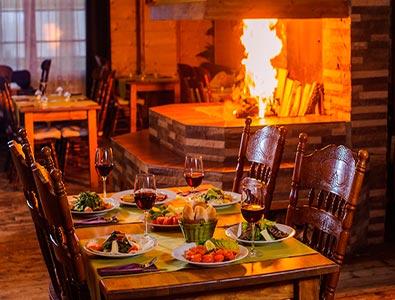 Ресторан Дача в Васкелово