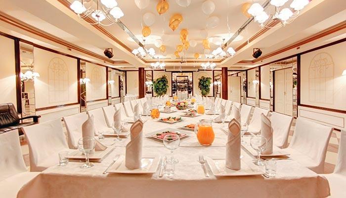 """Ресторан для свадьбы, банкетный зал """"Америка"""""""