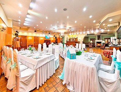 Ресторан для свадьбы
