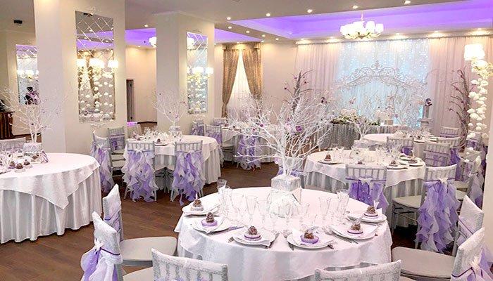"""Ресторан для свадьбы, банкетный зал """"Галерея Франсе/Franze"""""""