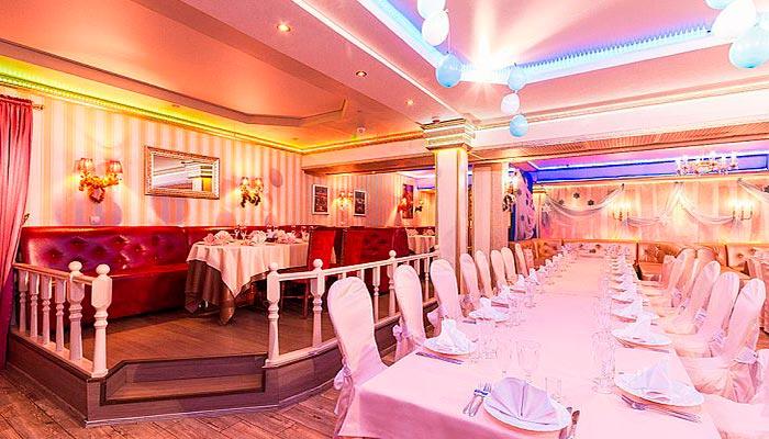 """Ресторан для свадьбы, банкетный зал  """"Лео / Leo"""""""