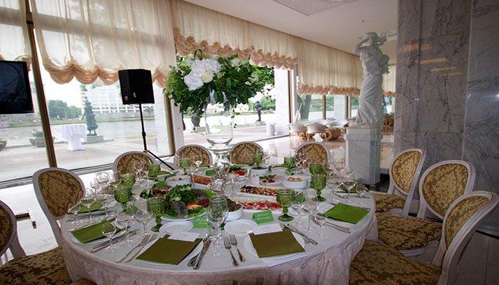 Ресторан для свадьбы, банкетный зал Резиденция К-2