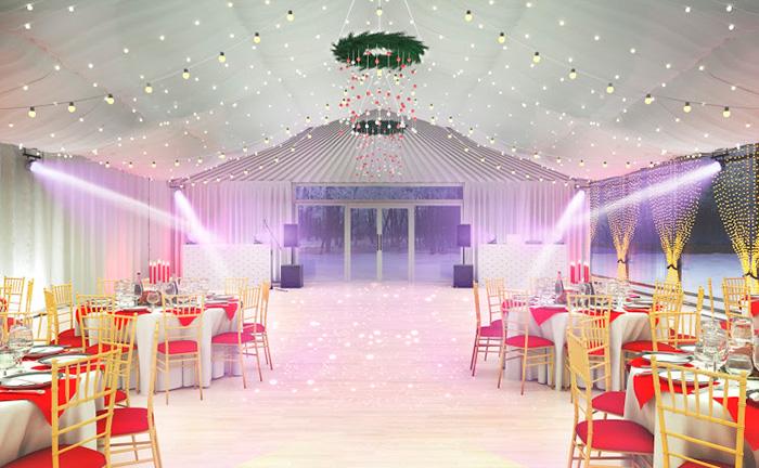 Ресторан для свадьбы, банкетный зал Айвазовский / Aivazovsky