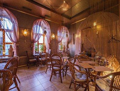 Ресторан Рубаи / Rubai