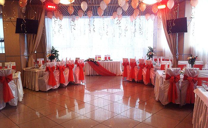 """Ресторан для свадьбы, банкетный зал """"Синопская набережная"""""""