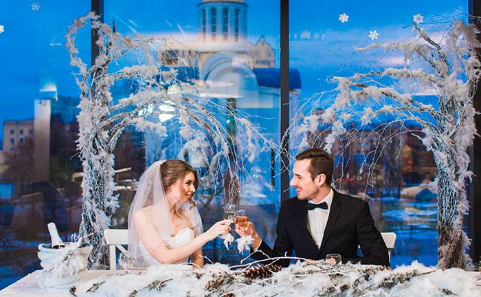 "Ресторан для свадьбы, банкетный зал ""Панорама"""