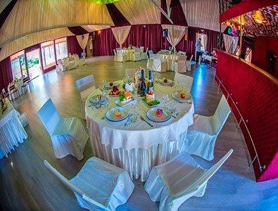 Загородный ресторан Частный Клуб в Дранишниках во Всеволожском районе