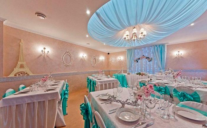 """Ресторан для свадьбы, банкетный зал """"Жемчужина"""""""