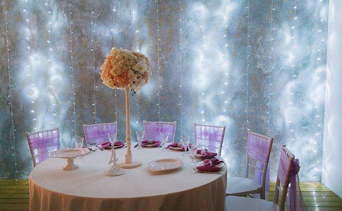 """Ресторан для свадьбы, банкетный зал """"Отмечаем Provence"""""""