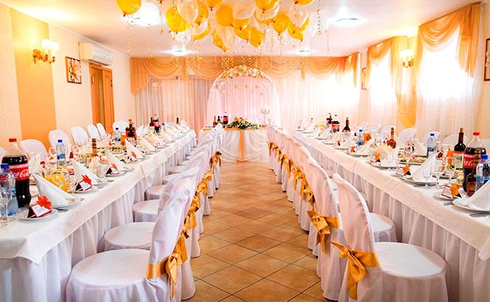 """Ресторан для свадьбы, банкетный зал """"Подкова"""""""