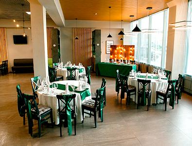 Ресторан Академия Вкуса на Василеостровской