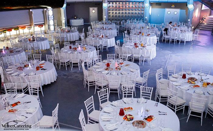 Ресторан для свадьбы, банкетный зал Амнезия / Amnesia в Орехово