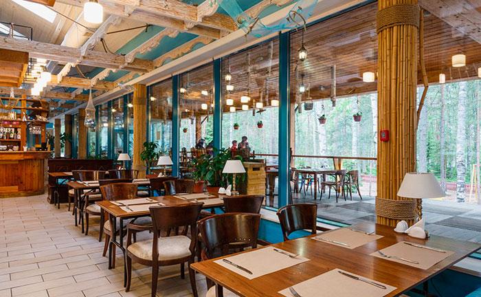 """Ресторан для свадьбы, банкетный зал """"На воде"""" в Орехово"""