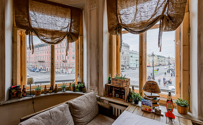 Ресторан для свадьбы, банкетный зал Beer Family / Бир Фемели на Невском проспекте