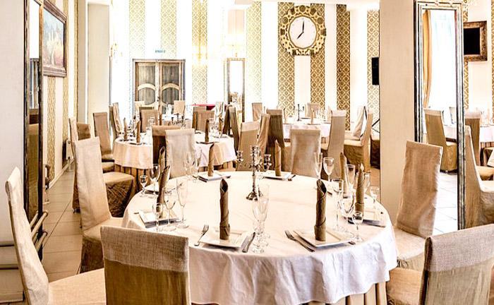 Ресторан для свадьбы, банкетный зал Бродвей в Рыбацком