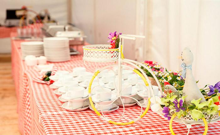 Ресторан для свадьбы, банкетный зал GREENVALD Парк Скандинавия