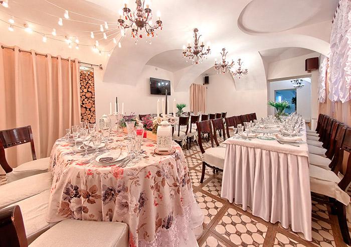 """Ресторан для свадьбы, банкетный зал """"Аллегро"""""""