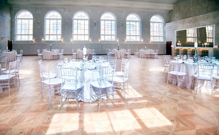 Ресторан для свадьбы, банкетный зал Кристал Холл / Crystal Hall