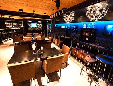 Ресторан Роксет Бар