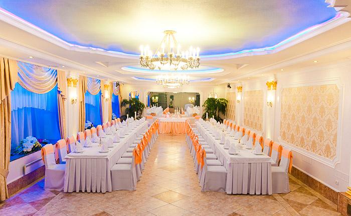 Ресторан для свадьбы, банкетный зал Оазис на Крупской