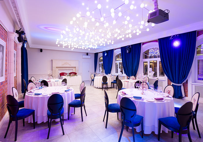 """Ресторан для свадьбы, банкетный зал """"Симпозиум"""""""