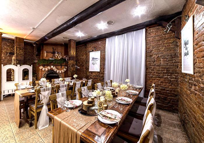 Ресторан для свадьбы, банкетный зал Амадеус / Amadeus