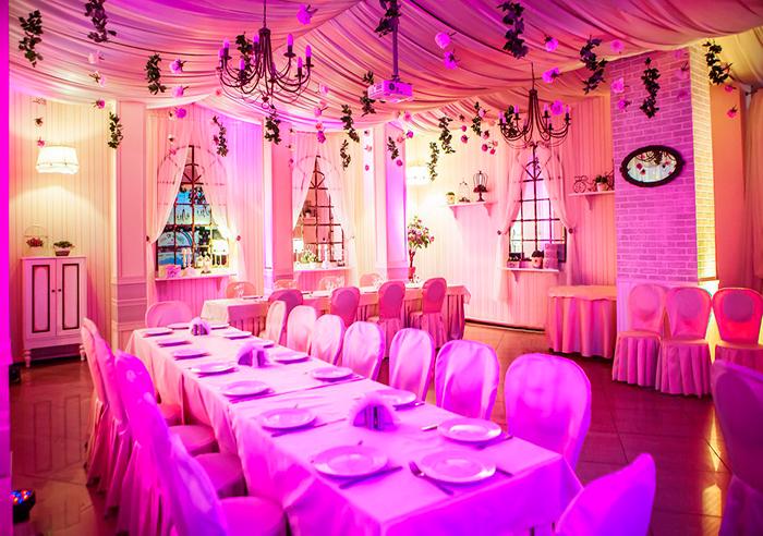 """Ресторан для свадьбы, банкетный зал """"Хоми Роуз"""""""