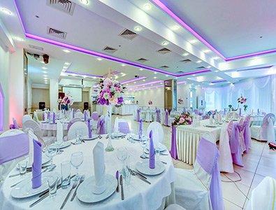 Ресторан для свадьбы Амулет на Ленинском проспекте