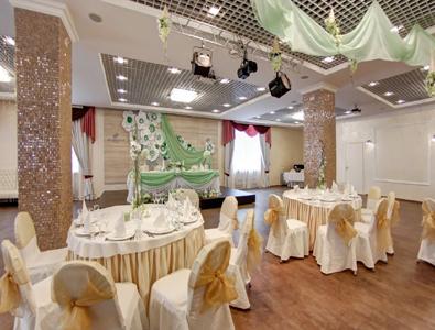 банкетные залы гостиницы Охтинская