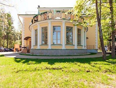 Ресторан Особняк в парке Сосновка