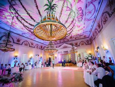 Ресторан для свадьбы, банкетный зал, дворец Павильон Роз