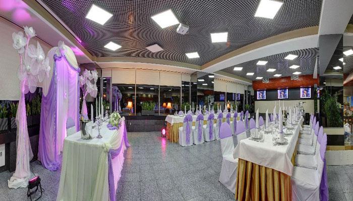"""Ресторан для свадьбы, банкетный зал """" Давего / Davego"""""""