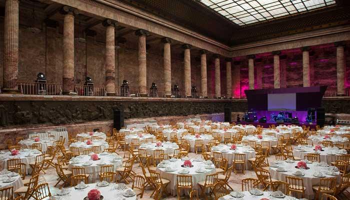 Ресторан для свадьбы, банкетный зал Этнографический музей
