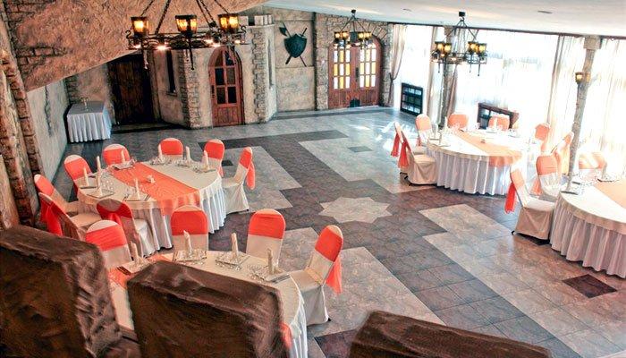 """Ресторан для свадьбы, банкетный зал """"Кирочный Двор"""""""